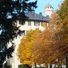 Bad Homburger Schloss im Herbst