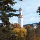 Schloss mit dem Weissen Turm