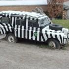 Der Jeep von Bernhard Grzimek