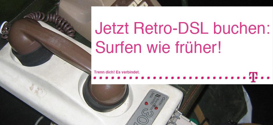 Retro DSL