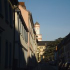 Blick auf das Bad Homburger Schloss