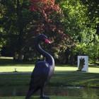 Großer Vogel