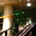 Das Treppenhaus im CongressCentrum