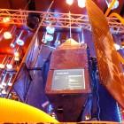 Installation an der Assembly der c-base