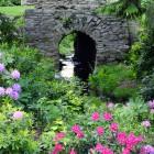Teil der alten Burg von Bad Homburg