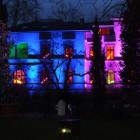 Winterlichter im Frankfurter Palmengarten