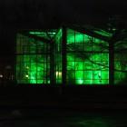 Das beleuchtete Tropicarium