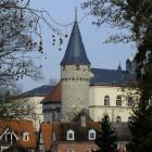 Hexenturm und Altstadt von Bad Homburg
