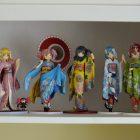 Die 5 Mädels von Puella Magi Madoka Magica
